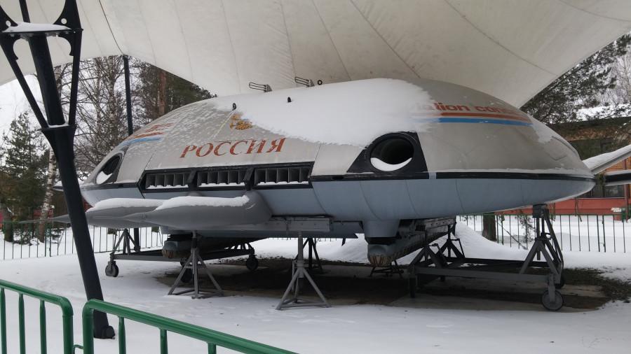 Государственный военно-технический музей МО в Ивановском