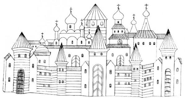 Тверь Кремль