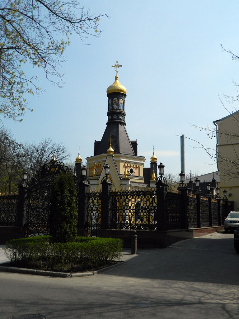 Частная церковь