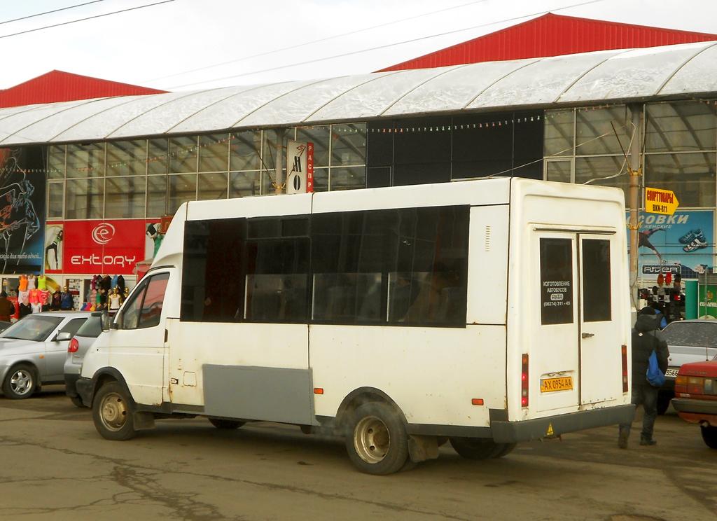 Этот же нелегальный перевозчик в 2013 году на рынке Барабашова, фото Павла Яковлева.
