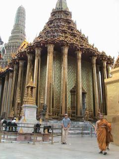 храм Изумрудного Будды, Бангкок (Emerail Buddha, Bangkok)