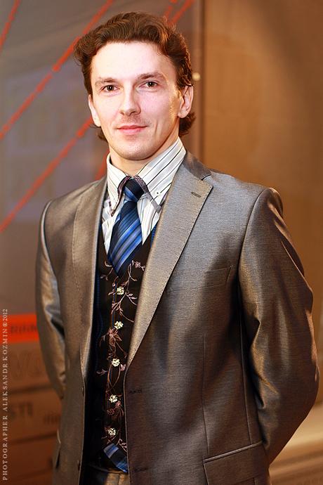хореограф, артист балета Михайловского Алексей Малахов