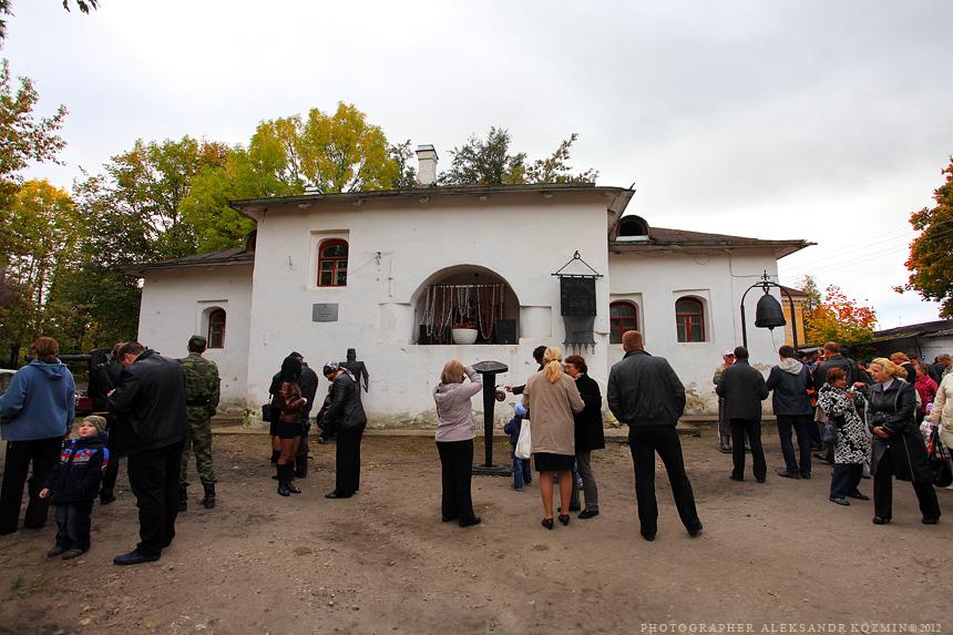Псковский кузнечный двор