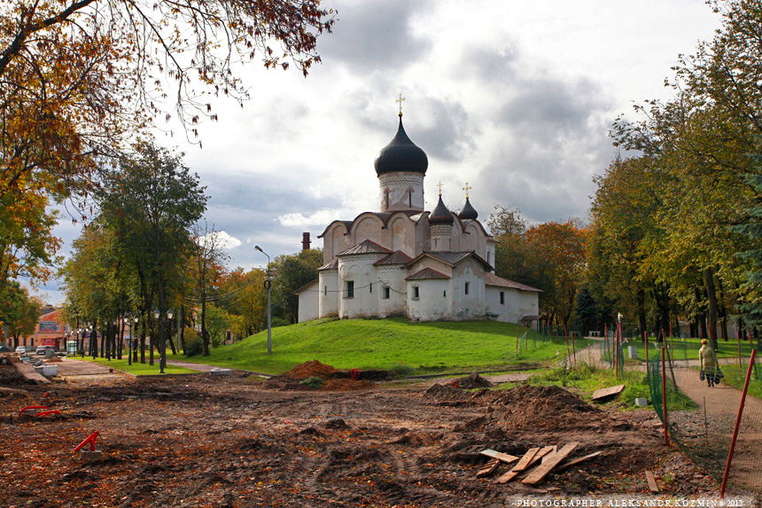 Храм Святителя Василия Великого (15-16 века)