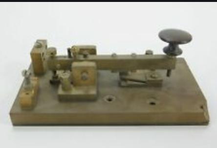 ключ для передачи азбуки Морзе