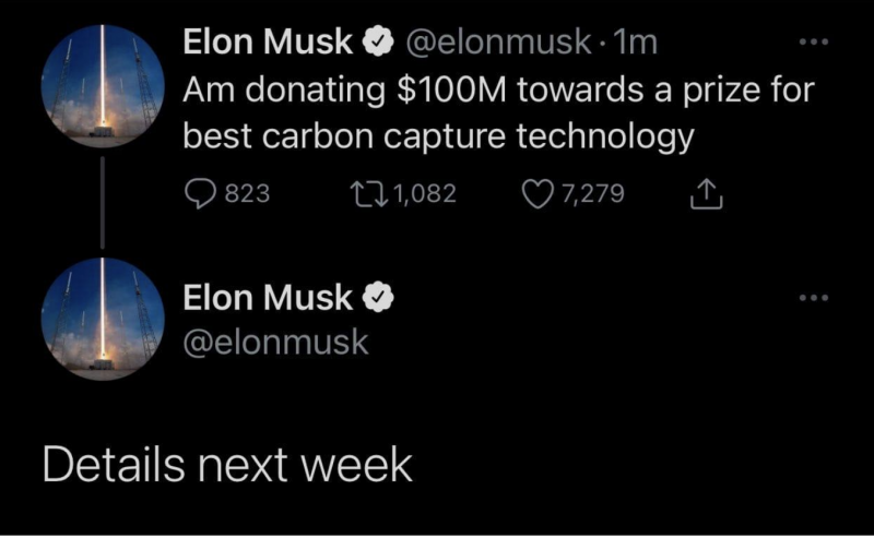 Твиттер Илона Маска