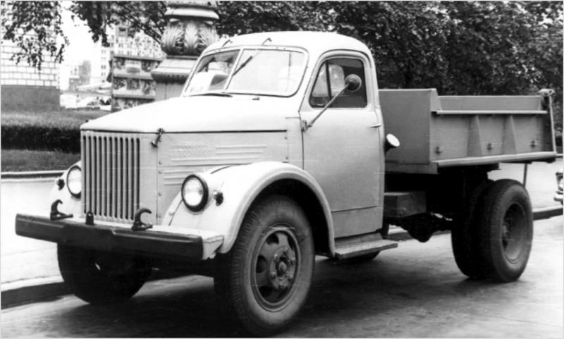 ГАЗ 51А или 93А ?