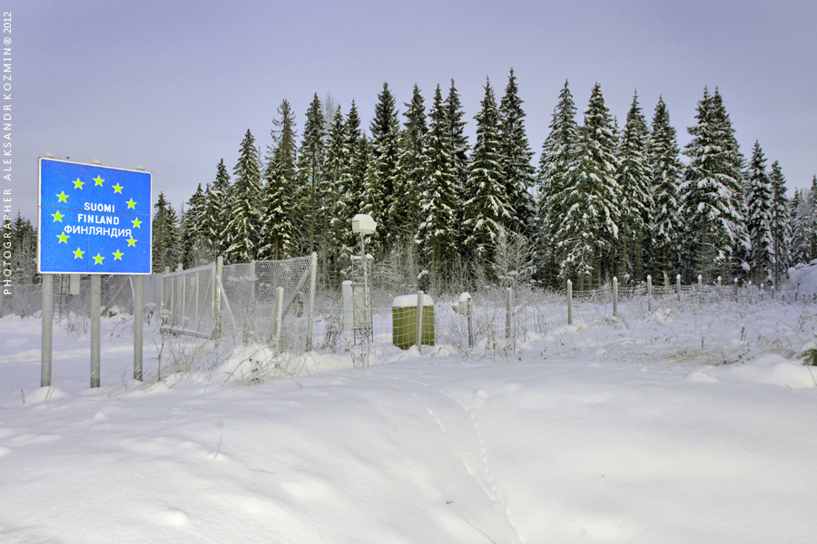 Как Дед Мороз в гости ездил к финскому Йоулупукки