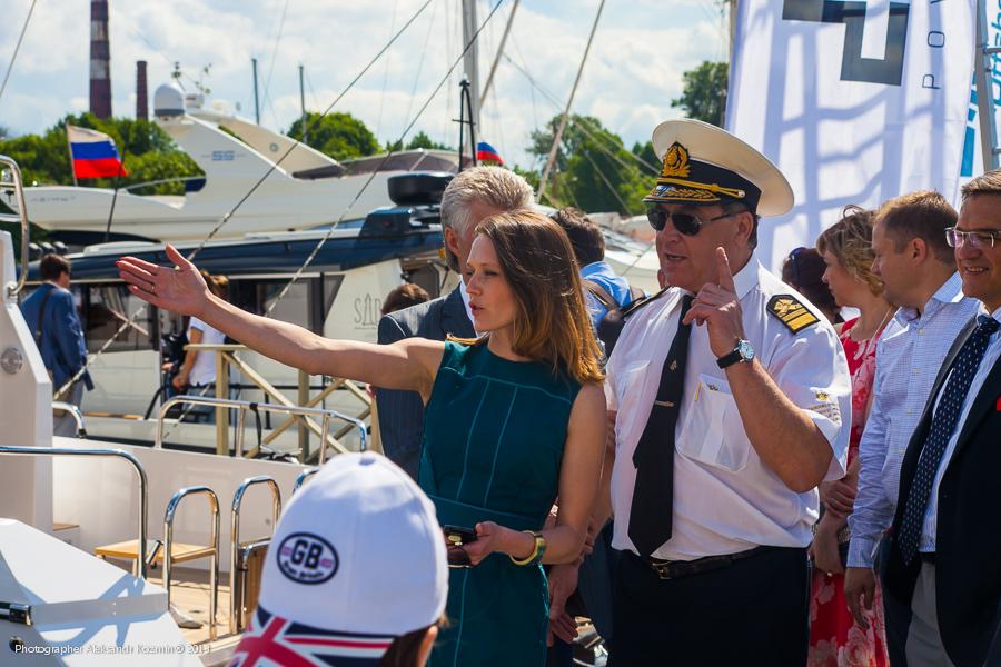 Балтийский морской Фестиваль в Петербурге
