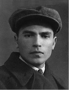 Абид Ахметович Алимов1900-36 портрет