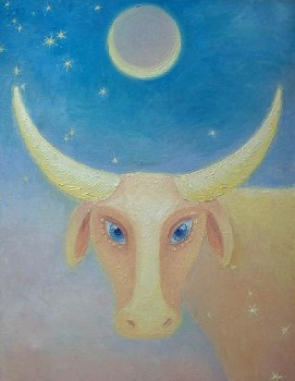 Корова Зимун