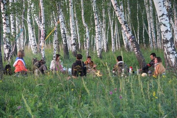 Сибирские йоги