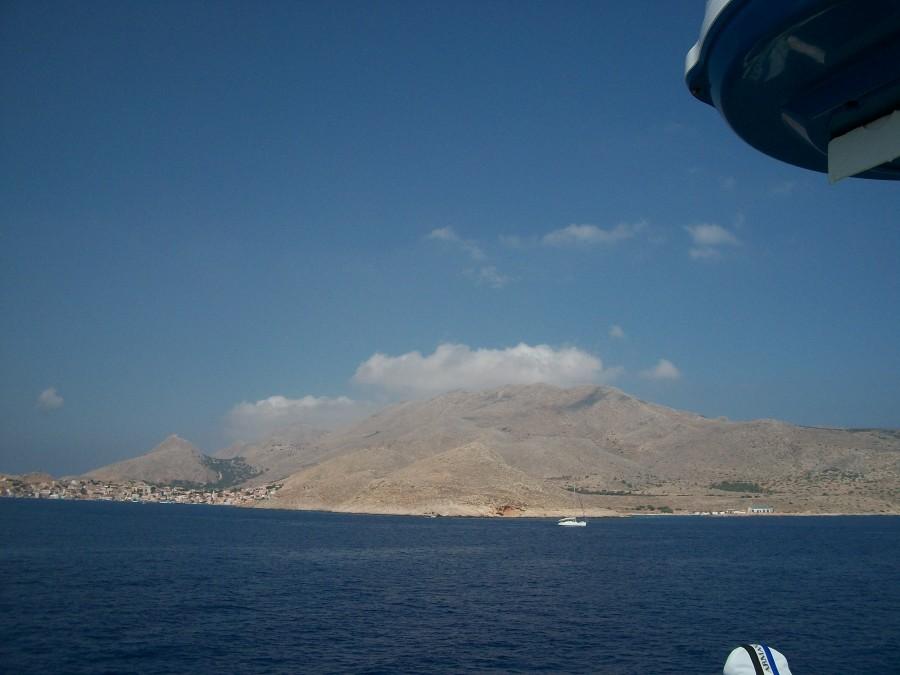 остров Халки