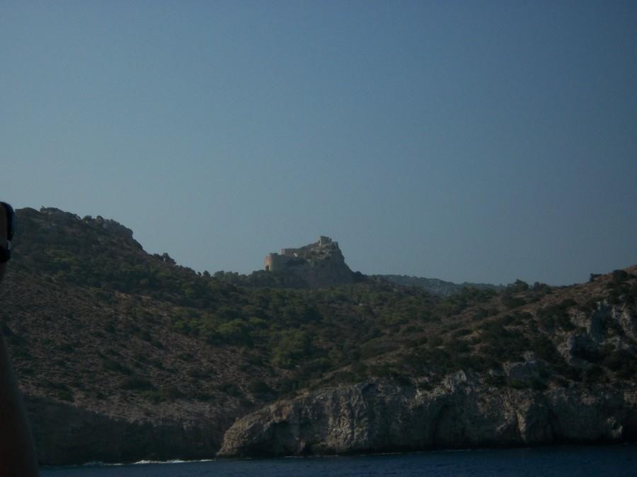 Крепость иоаннитов на островах - 1