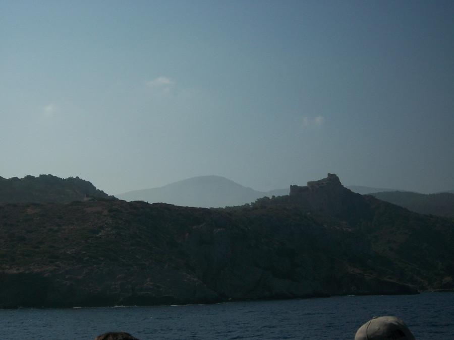 Крепость иоаннитов на островах - 2