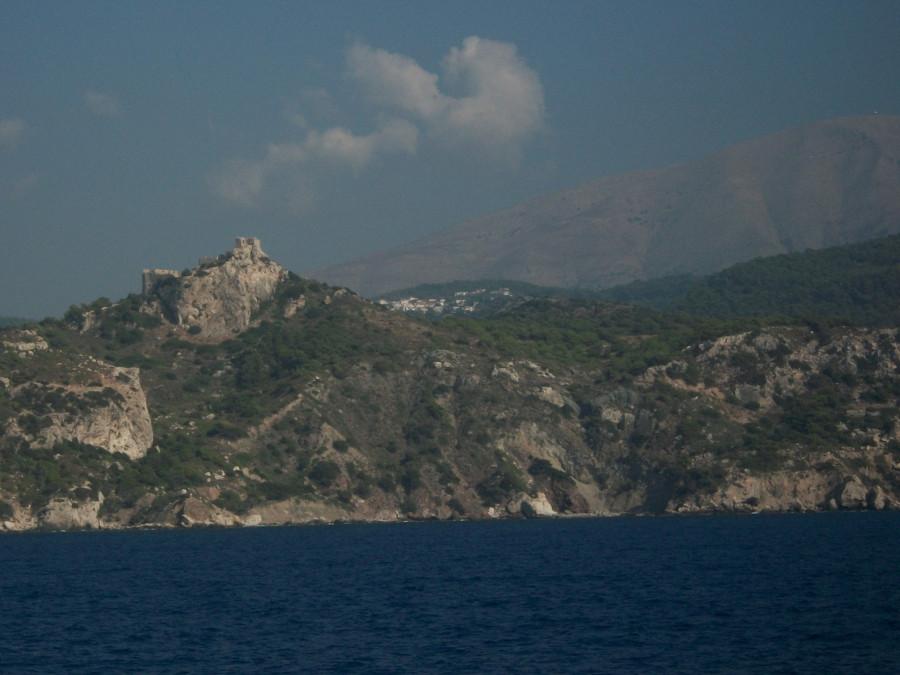 Крепость иоаннитов на островах - 3