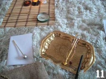 Бамбильи: из чистого серебра и золота с платиной