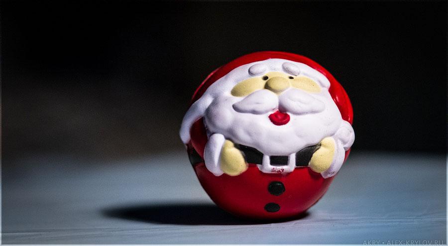 Сферический Дед Мороз
