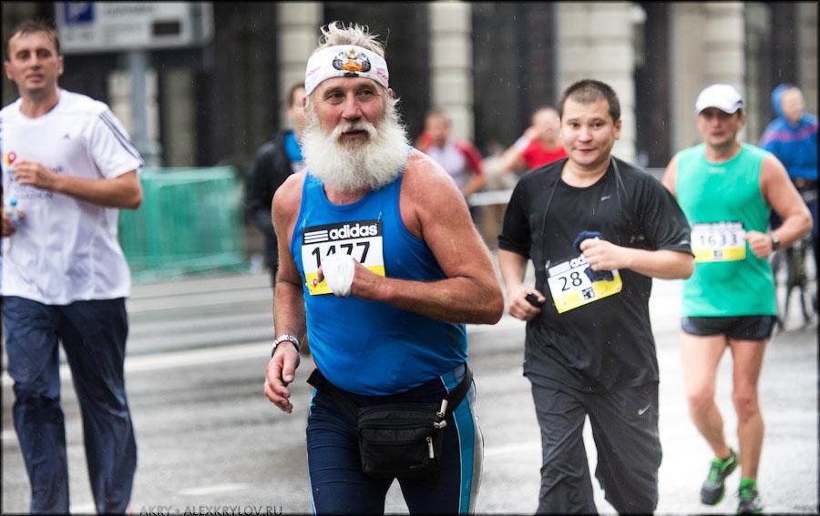 Moscow Marathon 2013