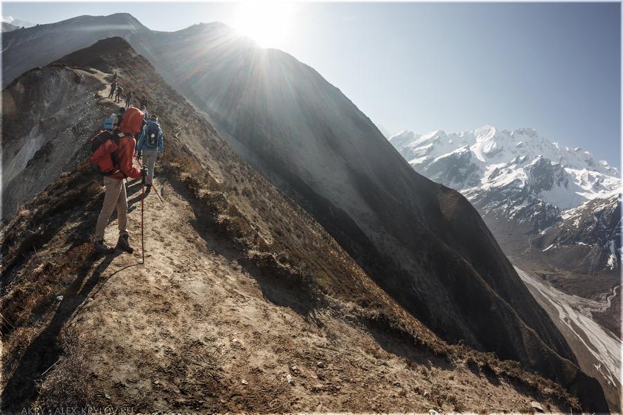 Nepal : Langtang : Cherko Ri