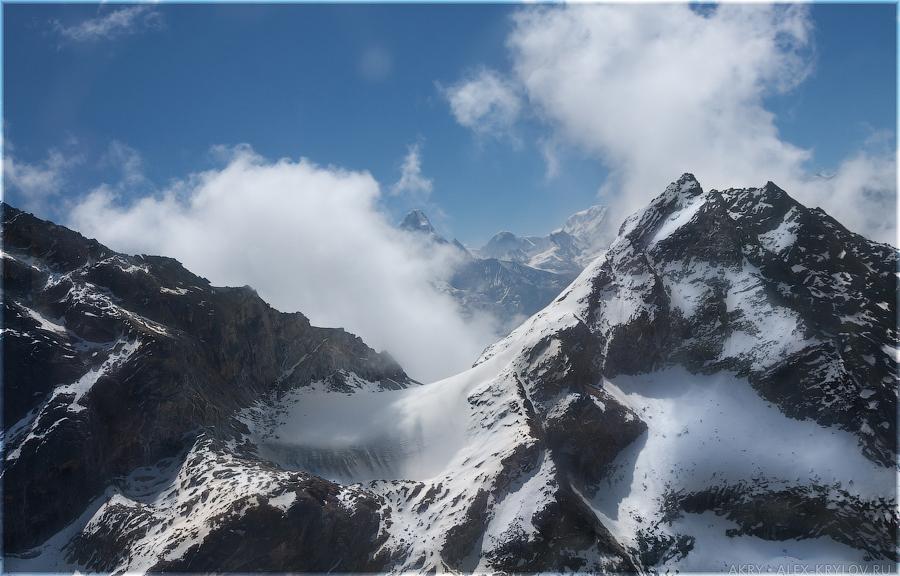 Возле Эвереста