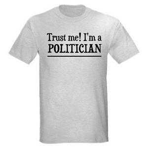 trust me - i'm a politician