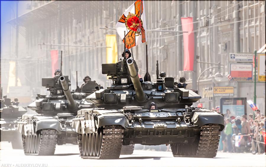 Парад Победы - 2014