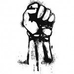 Uprising fist