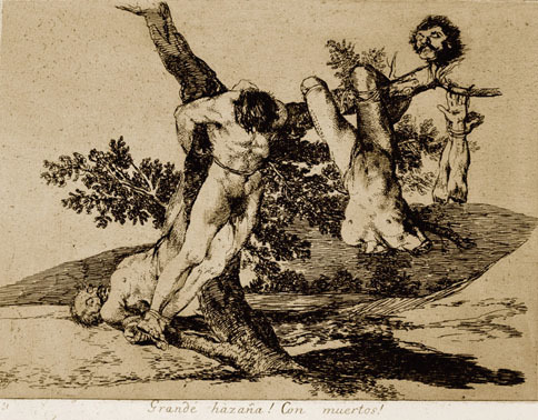 goya: horrors of war