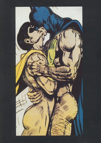 Batman and Robin gays