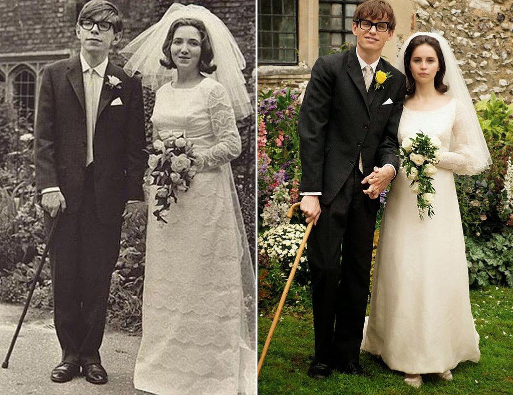 Hawking and Redmayne