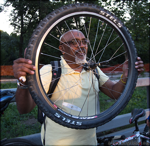Saths and the Broken Wheel