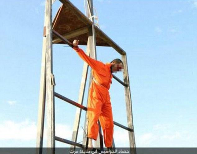 Казни ИГИЛ в Ливии
