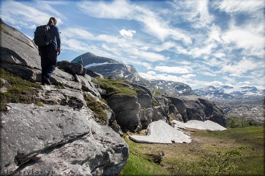 Норвегия, горы