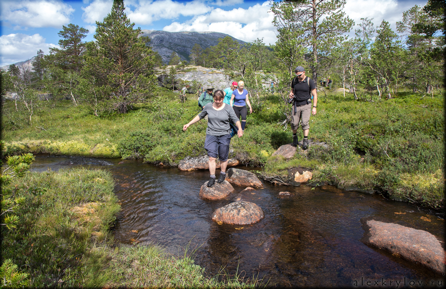 Норвегия, хайкинг