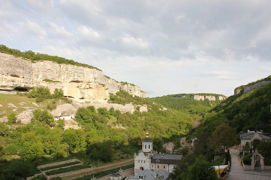 крым, Свято-Успенский мужской монастырь, aksanova.lj.ru, фотография, монастырь в скале,  IMG_6004