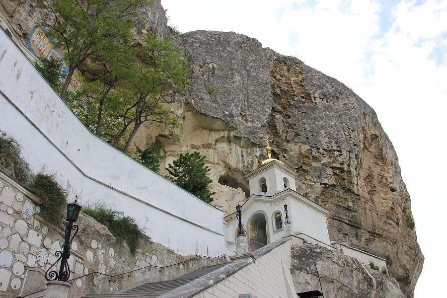 крым, Свято-Успенский мужской монастырь, aksanova.lj.ru, фотография, монастырь в скале,  IMG_6009