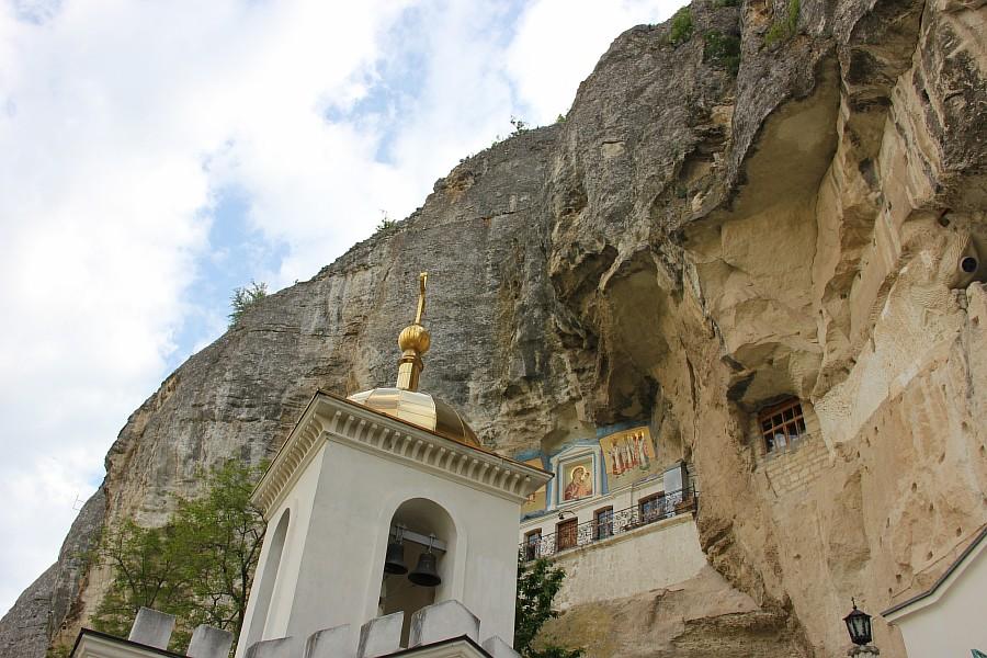 крым, Свято-Успенский мужской монастырь, aksanova.lj.ru, фотография, монастырь в скале,  IMG_6019
