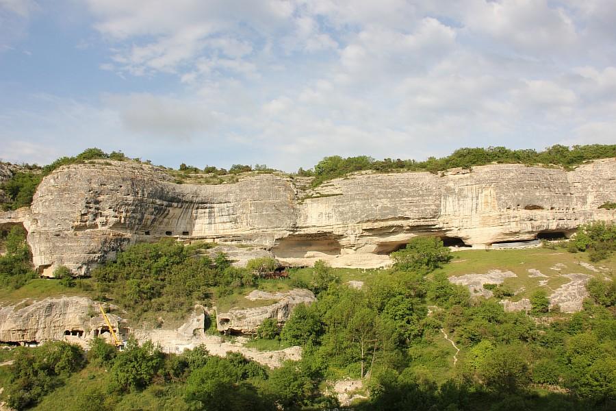 крым, Свято-Успенский мужской монастырь, aksanova.lj.ru, фотография, монастырь в скале,  IMG_6024