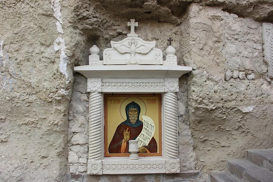 крым, Свято-Успенский мужской монастырь, aksanova.lj.ru, фотография, монастырь в скале,  IMG_6027