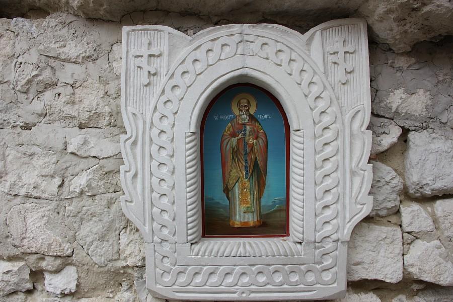 крым, Свято-Успенский мужской монастырь, aksanova.lj.ru, фотография, монастырь в скале,  IMG_6054