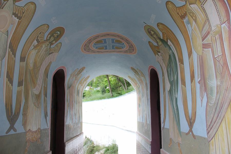 крым, Свято-Успенский мужской монастырь, aksanova.lj.ru, фотография, монастырь в скале,  IMG_6060