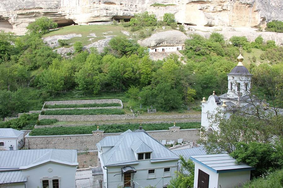 крым, Свято-Успенский мужской монастырь, aksanova.lj.ru, фотография, монастырь в скале,  IMG_6082