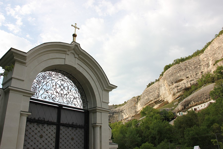 крым, Свято-Успенский мужской монастырь, aksanova.lj.ru, фотография, монастырь в скале,  IMG_6086