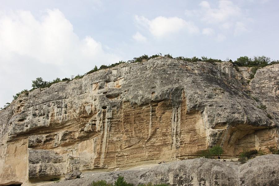 крым, Свято-Успенский мужской монастырь, aksanova.lj.ru, фотография, монастырь в скале,  IMG_6109
