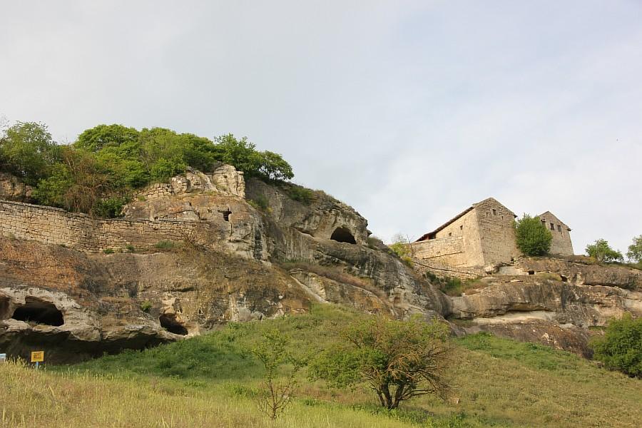 крым, Свято-Успенский мужской монастырь, aksanova.lj.ru, фотография, монастырь в скале,  IMG_6135