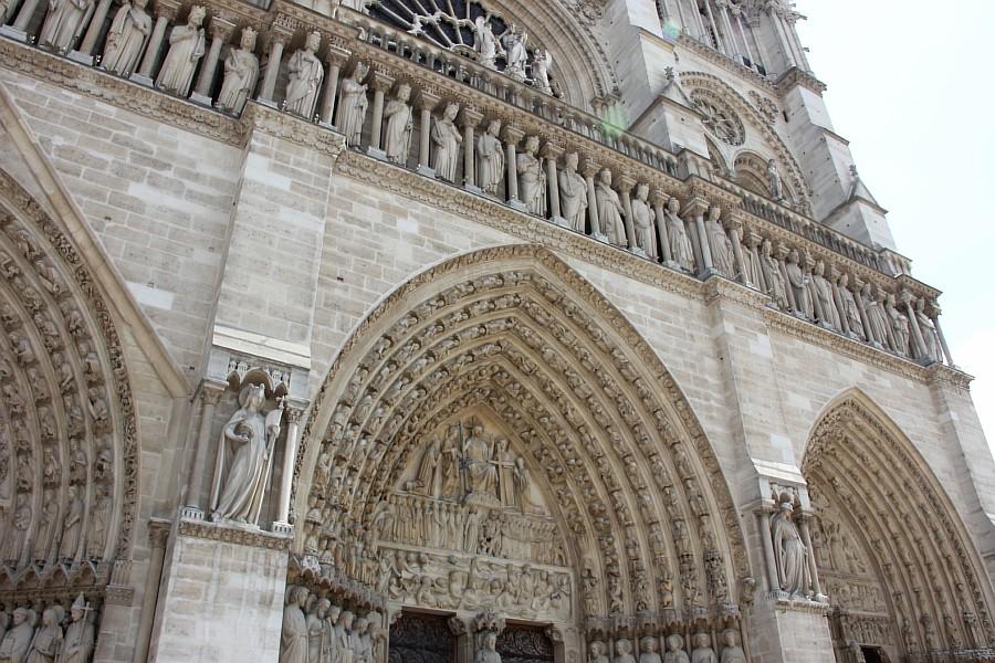 Собор Парижской Богоматери, Нотр-Дам де Пари, Париж, фотография, Франция, путешествие, aksanova.livejournal.com, ЖЖ,  IMG_2304