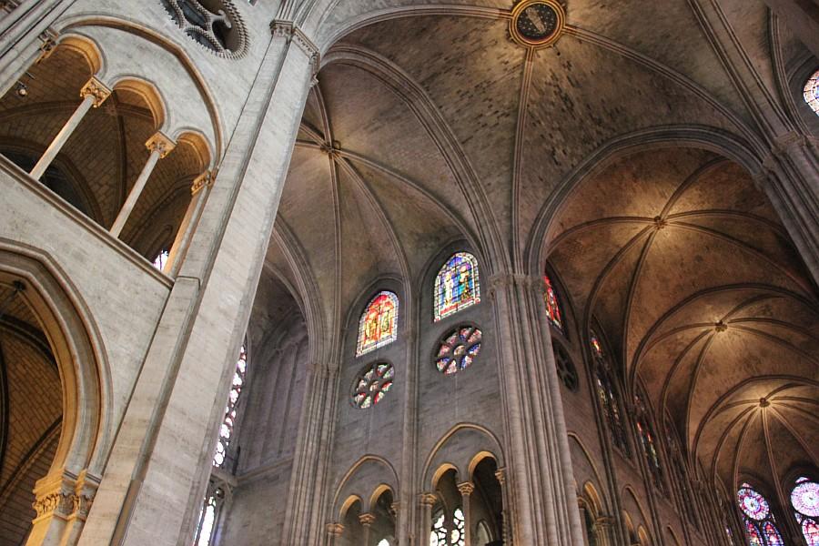 Собор Парижской Богоматери, Нотр-Дам де Пари, Париж, фотография, Франция, путешествие, aksanova.livejournal.com, ЖЖ,  IMG_2358