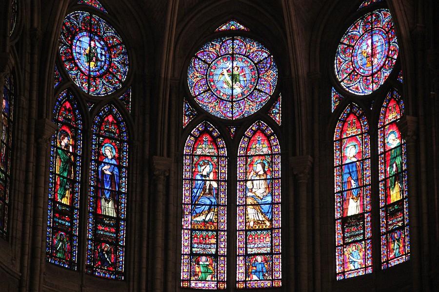 Собор Парижской Богоматери, Нотр-Дам де Пари, Париж, фотография, Франция, путешествие, aksanova.livejournal.com, ЖЖ,  IMG_2363