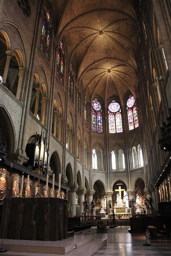 Собор Парижской Богоматери, Нотр-Дам де Пари, Париж, фотография, Франция, путешествие, aksanova.livejournal.com, ЖЖ,  IMG_2373